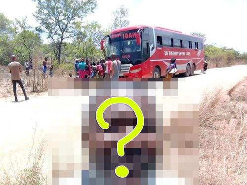 「この2枚の写真ほどギャップの大きな自撮りもないと思う…」バス旅行中に起きたハプニング