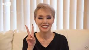 【画像】研ナオコ(67)がYouTubeですっぴんをお披露目wwwww