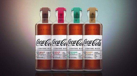 コカ・コーラがお酒を割るための特別なコーラ「シグネチャー・ミキサー」を販売開始(イギリス)