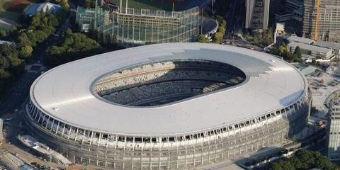 【悲報】2500億円かけて作った新国立競技場がコチラwww
