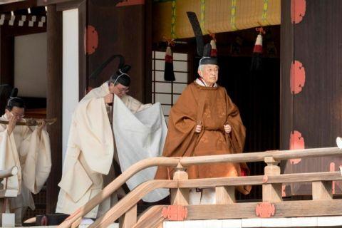 海外「日本は科学と神話が共存してるのか」 天皇陛下が行なった儀式にアラブ社会が衝撃