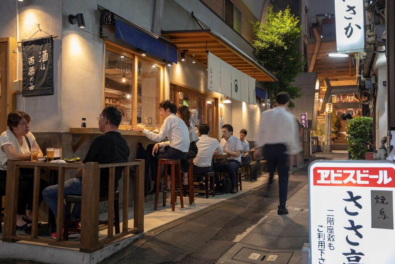 """【100年前の再来?】東京都内で飲食店の酒類提供禁止で""""ある声""""が続出する事態に"""
