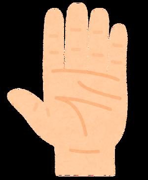【これはすごい】自分の手が「マジか」となる問題。