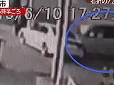 【動画】 高齢者運転の車が衝突し高校生2人巻き込む、その瞬間が撮影されていた = 福岡