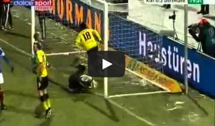 kagawa11-12dc002[動画]香川真司のゴール - 11/12ドルトムント UEFA CL 1点目(2011/11/23)