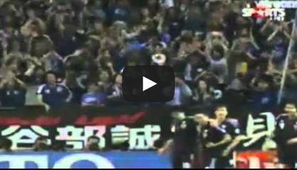 kagawa2012a002[動画]香川真司のゴール - 日本代表 6 - 0 ヨルダン(2012/6/8)