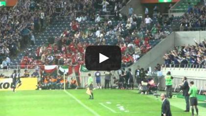 2012060203[動画]本田圭佑ゴール(1-0) 2014ワールドカップアジア最終予選 オマーン戦 3-0