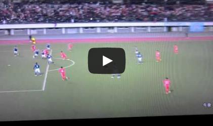 2011111503[動画]日本、敵地 で 北朝鮮 に 敗れる ・ 0-1 サッカー !!