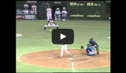 2006wbc006-0305[動画]2006WBC R2 対韓国 - 2006WBCハイライト 0315 日本vs韓国