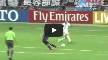2012060804[動画]2014年ブラジルW杯アジア最終予選 日本vsヨルダン