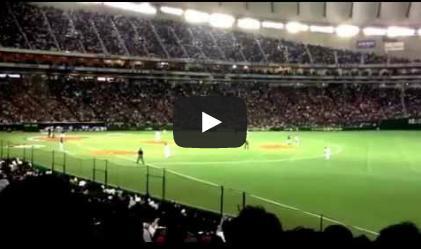 2013030801[動画]2013年第3回WBC 日本対台湾戦 9回2アウトからの奇跡のタイムリー