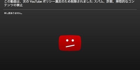 【朗報】ついにユーチューバーを全滅させる通報方法が考案される!!