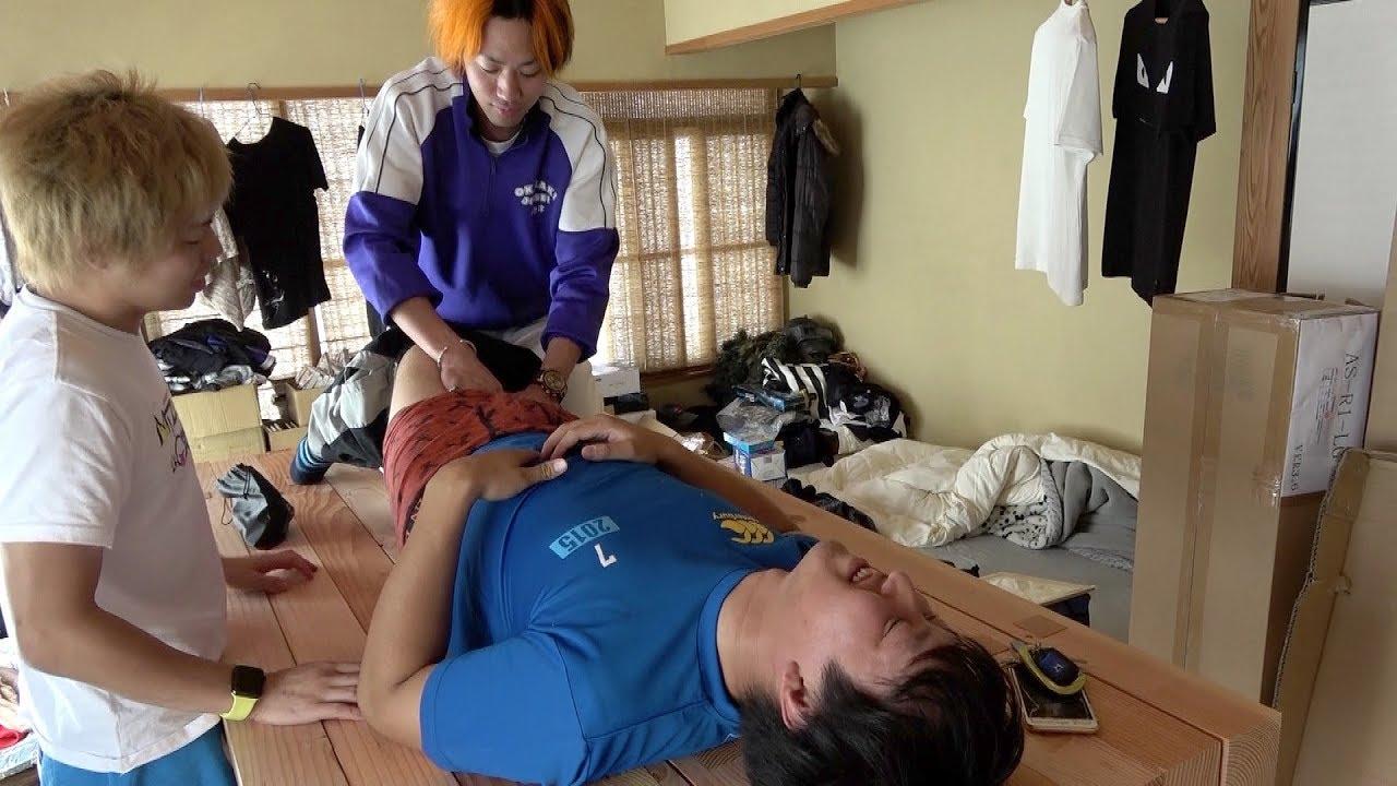 【東海オンエア】睾丸マッサージは練習が必要なのです
