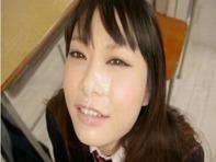 【フェラチオ】JC中学生みたいなロリかわいい咲田ありなちゃんの仁王立ちフェラが絶品杉てヤバイww