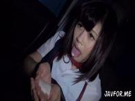 【肉便器女子高生】肉便器育成専門高等学校に入学しちゃった浅倉あすかちゃんが首輪で繋がれイラマチオから口内発射ごっくんww