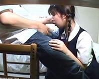 【JC性教育】ロリコンお兄ちゃんがJC妹に裏山けしからん69やフェラ性教育5台の盗撮カメラで隠し撮りしたビデオがメチャシコな件ww