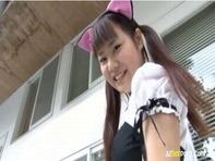 【野中あんり】ネコ耳のキュートな萌えロリッ娘野中あんりちゃんとラブラブできる主観イメージビデオだぽっww