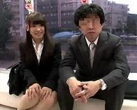 【マジックミラー号】OLさんの質が全体的に控えめ。公務員のイメージプレーとしてはオススメ!男性上司&女性部下のパターン!