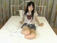 【ハーフ女子高生】天使みたいな白人ハーフ女子高生の藤崎セシルちゃんと主観映像で妄想セクロスしちゃうイメージビデオww