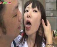 【時間を止めてレイプ】料理教室で花嫁修行中のロリっ娘に顔舐めベロチューやりたい放題レイプww