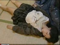 【ハメ撮りレイプ】ロリコンおじさんが睡眠薬使ってJCロリっ娘をハメ撮りレイプとかww