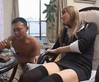 【AFニューハーフ】完璧過ぎるニューハーフ白ギャル娘の前立腺マッサージからちんぐり返し逆アナルセックスがヤバイww