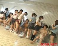【フンドシ女子高生】制服子高生が卑猥なふんどし姿になって下半身もスッキリさせてもらえるご奉仕サービスとかww