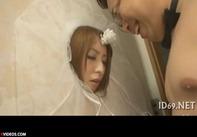【性処理ペット】変態趣味のキモデブおっさんに性処理ペットとして飼育される花嫁がドMちゃんww