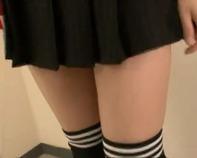【主観フェラ】激カワ女子高生にAKBコスプレさせて絶品バキュームフェラで抜いてもらいますたww