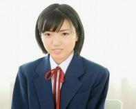 【初めてのごっくん】田舎から上京して来た何も知らない真面目な黒髪ショート美少女にフェラ調教して苦~い精子飲ませるww