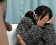 【マジックミラー号】激カワ美少女の看護学生が早漏男子のセンズリ鑑賞から手コキをしてもらい騎乗位パコ筆おろしww MM号