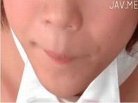【着エロ紗倉まな】ショートカット美少女紗倉まなちゃんのエッチな身体と擬似フェラが堪能できちゃうイメージビデオだぽww