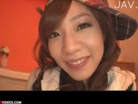 【桜あやめ】エロカワ巨乳ギャルの桜あやめちゃんがイケメン男優鈴木一徹とラブラブハメハメww