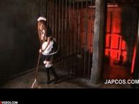 【麻倉憂】肉便器として飼われているゴスロリメイド麻倉憂ちゃんがリモバイ装着されてセックスのことで頭がいっぱいンゴww