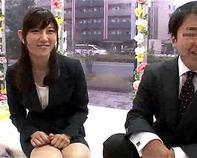【マジックミラー号】不動産会社営業部パツパツ黒スーツの激カワOLさんww→「10万円の魅力に負けました(笑)」ww MM号