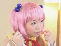 【パイパンMメイド】アニメ声のロリかわいいコスプレ&パイパンのドMメイド少女はやっぱりヤリマンですたぁぁぁww