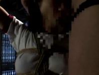 【JC亀甲縛りレイプ】監禁された体操服JCがノーパンSM亀甲縛りで処女膜破られ肉便器に性調教されちゃう鬼畜レイプww