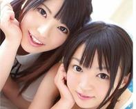 【ハーレム逆3P】可愛くてエッチなパイパンロリ美少女姉妹このはと上原亜衣ちゃんの潮吹きハーレム逆3Pww