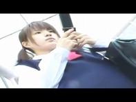 【ミニスカ女子高生】ロリかわいい超ミニスカ女子高生をストーキングしてパンチラ盗撮wwうはぁww