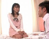 【ほしのあすか】ちっぱいロリ美少女がキモーい中年サラリーマンとベロチューセクロスほしのあすかちゃんが可愛すぎて萌え死んだww