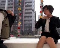 【マジックミラー号】同僚シリーズ。素人っぽさが良い!こっちまでこっ恥ずかしくなる感じがチンコにジワジワ来るww MM号