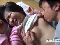 【JSクンニ】JS実娘の寝込みを襲って柔らかいオマンコをペロペロクンニ変態ロリコンお父さんww