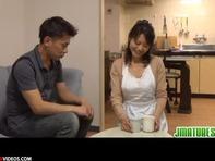 【三浦恵理子】お色気ムンムン清楚な人妻看護婦さんが実の息子と親近相姦パコリまくりんぐww