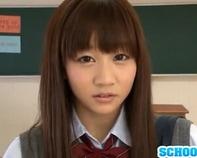 【篠宮ゆり】超絶可愛い女子高生の篠宮ゆりちゃんを言葉巧みに誘惑して性教育セックスしちゃうブサメンとかww
