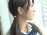 【ヤリマン女子高生】妖精のような美少女がまさかのセックスフレンドとやりまくりヤリマン女子高生ww