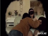 【JS性教育】性欲旺盛でおっぱいの発育良すぎなJSに性教育までしちゃうwロリコン家庭教師が隠し撮り盗撮ww