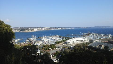 おひとり様の江ノ島師走旅