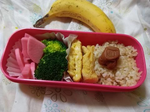 見た目だけは女子力高めの食事