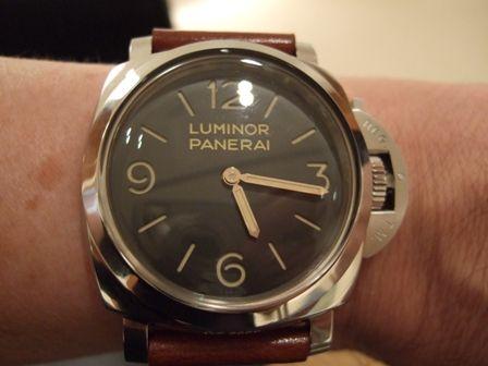 check out 5ea71 6b55c 腕時計と日常:パネライ新作