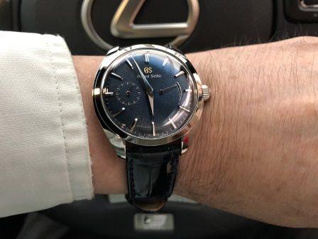 reputable site 08ad2 4e045 腕時計と日常:平成と令和に着用した時計